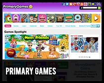 Primary Games has free arcade and learning games for kids and teens  featuring the best action, adventure, sports, and racing games!